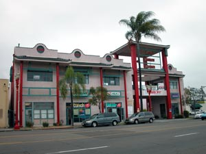 Asia Business Center across from Pho Hoa