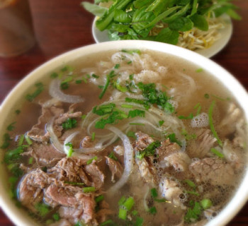 Beef Pho Bowl