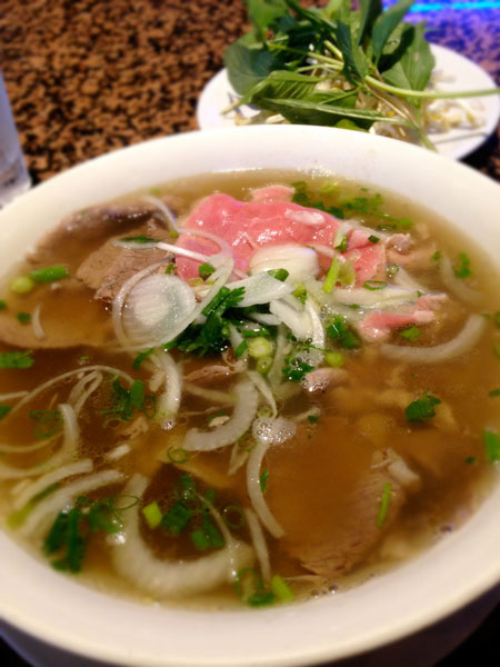 Secrets to making and serving great pho in restaurant