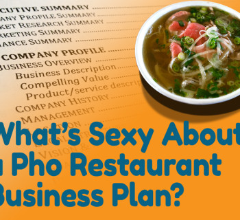 Vietnamese restaurant business plan