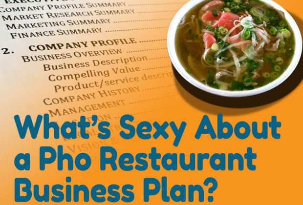 Pho restaurant business plan-sexy
