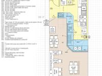 Floor Plan Design For 55-Foot Quick-Serve Unit