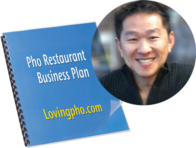 Cuong Huynh pho restaurant business plan