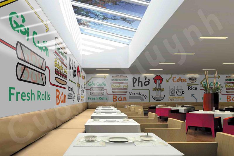Designing Building And Opening Vietnamese Pho Restaurants