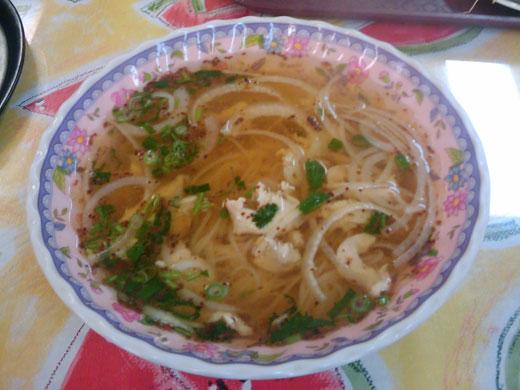 Pho Ga at Sai Gon