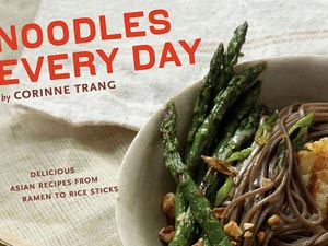 Noodles Every Day book by Corinne Trang