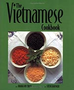 The Vietnamese Cookbook by Diana My Tran - book cover