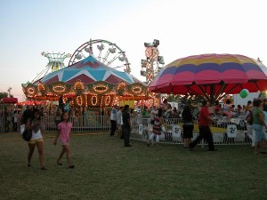 rides-st-barbara-parish-fall-festival