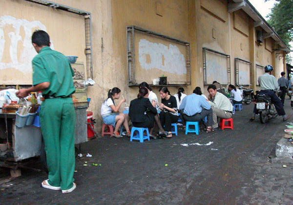 Saigon Street Pho