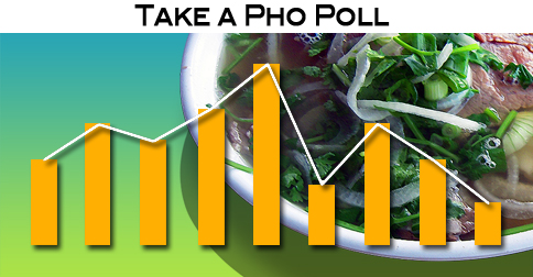 Take a LovingPho.com Pho Poll