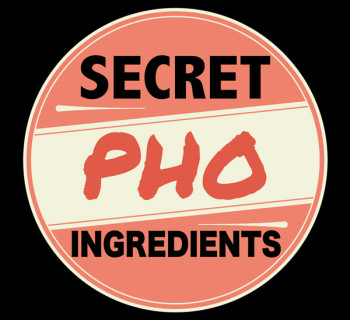 Secret pho ingredients