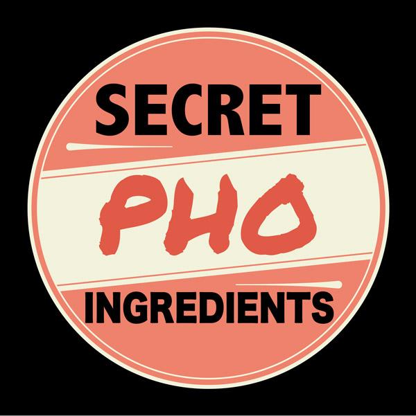 Secret pho ingredients