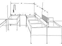 Conceptual Design And Installation Planning of Dishwashing Area