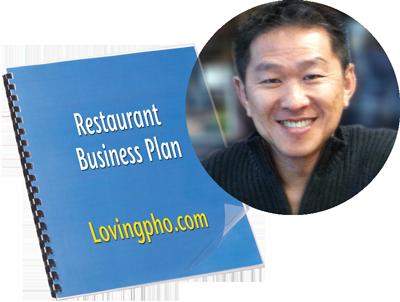 Cuong Huynh restaurant business plan