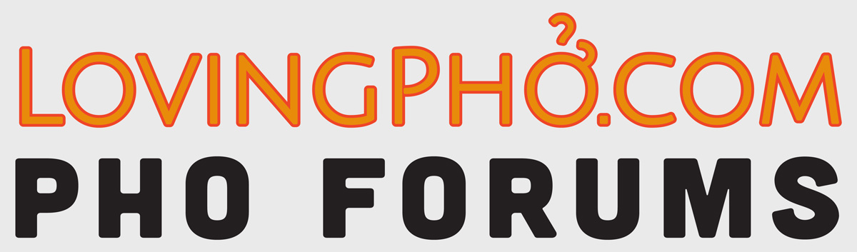 Pho Restaurant Forums logo