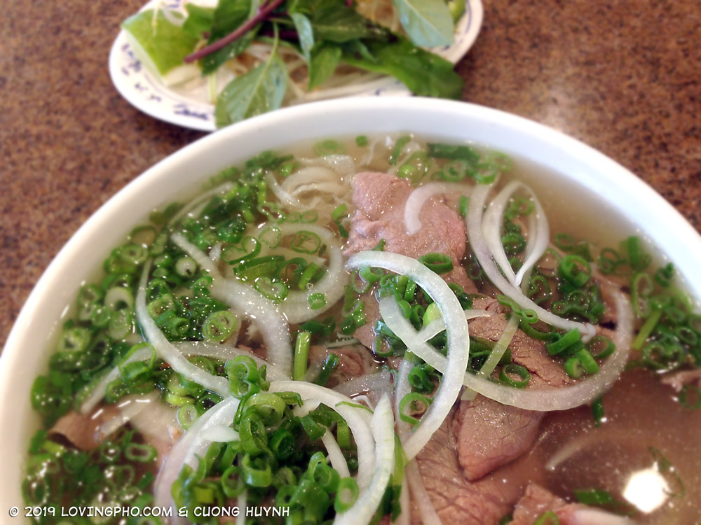Pho is it noodle or soup