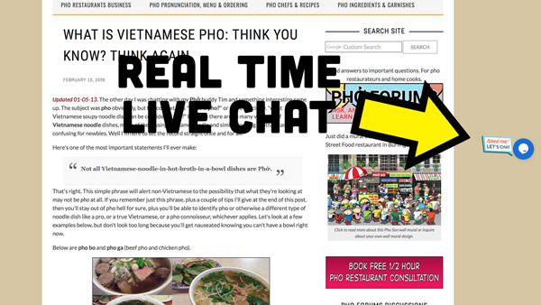 Real time pho chat feature is now Live.