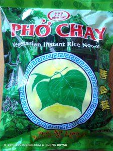 Binh Tay Pho Chay La Bo De Banh pho package-front